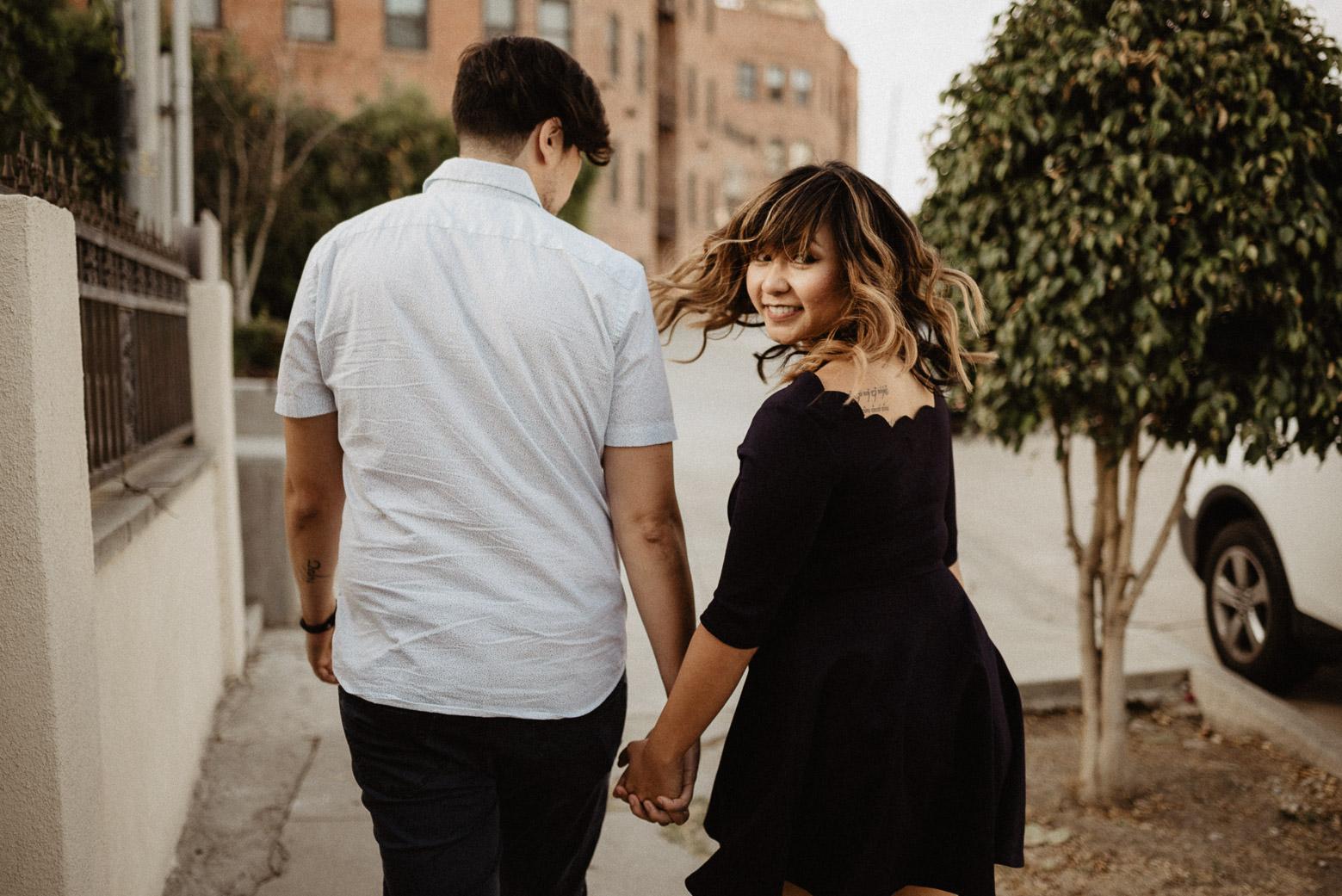brocoffphotography.com| Brocoff Photography | Southern California Wedding Photographers | downtown LA | silver lake engagement