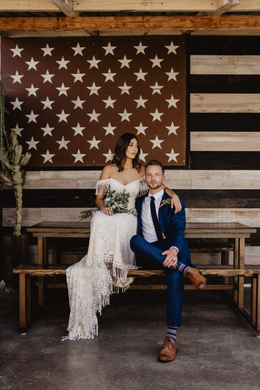 Married couple in California